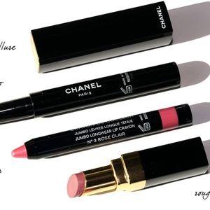CHANEL Makeup - Brand New Chanel Le Rouge Crayon de Couleur No.3